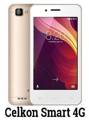 Celkon Smart 4G price new image