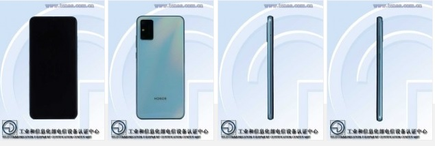 Huawei Honor V30 Lite listed on TENAA with features pic