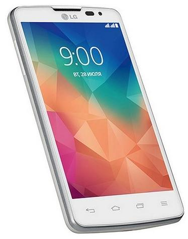LG L60i Dual X135 price in India pic