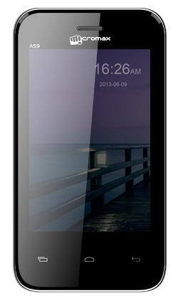 Micromax Bolt A59 price in India pic