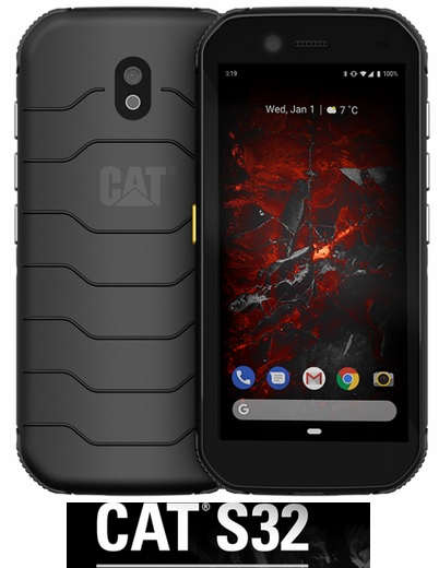 CAT S32 phone at affordable price for Indian users 2020 pic