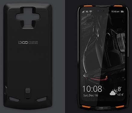 DOOGEE S90 price and booking details image
