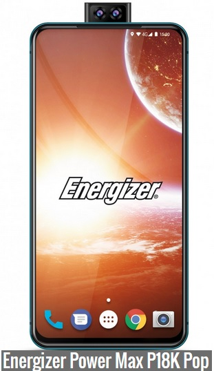Energizer Power Max P18K Pop India image