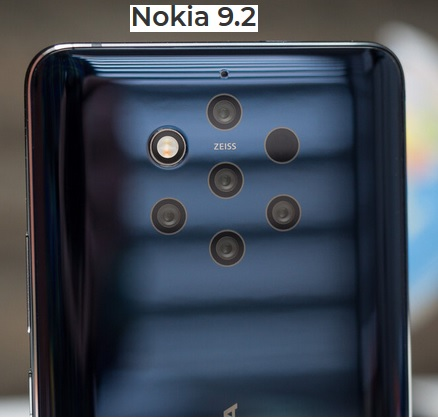 Nokia 9.2 PureView features leaked for Indian market pic