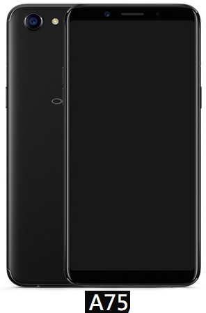 OPPO A75 price information pic