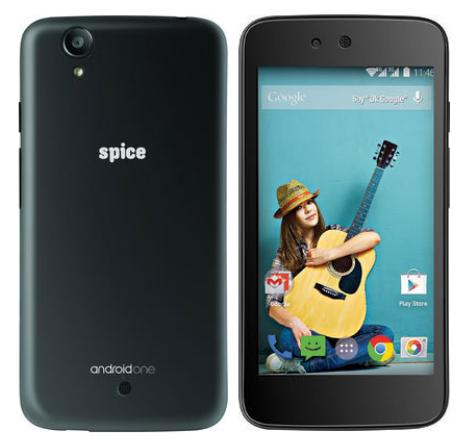 Spice Android One Dream UNO Mi-498 price pic
